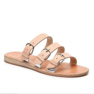 Dolce Vita Para Sandals in Tan NEW WITH TAG IN BOX